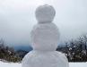 Снежные перфомансы