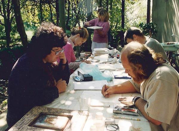 Творческая школа Павла Николаева