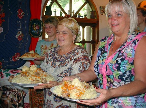 Узбекский плов: мастер-класс национальной кухни